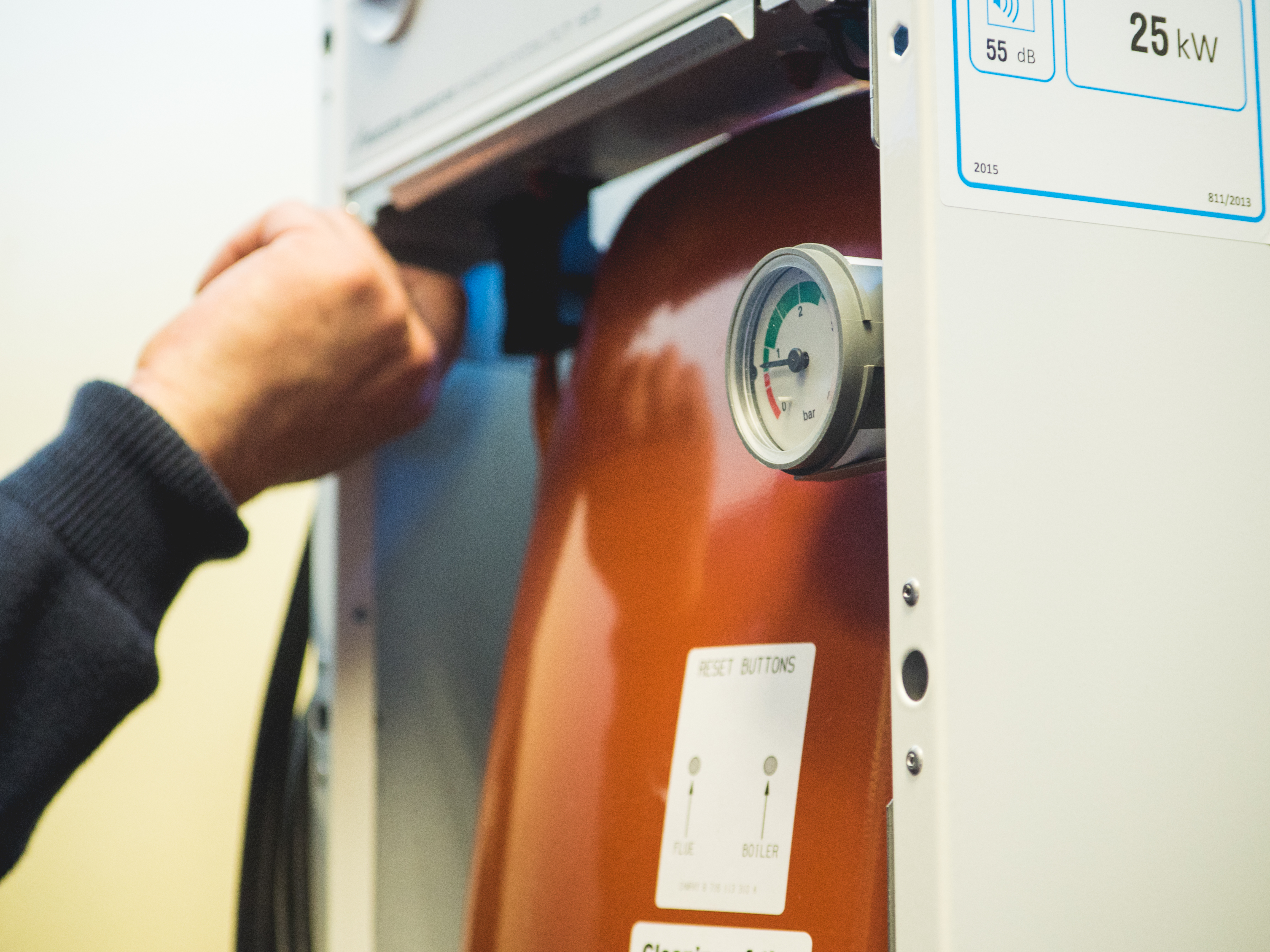 Domestic and Commercial Heating