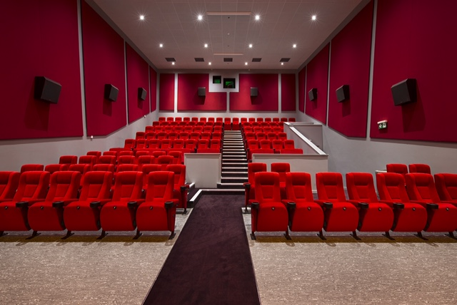 Premier Of The New Savoy Cinema Complex In Corby Barlows