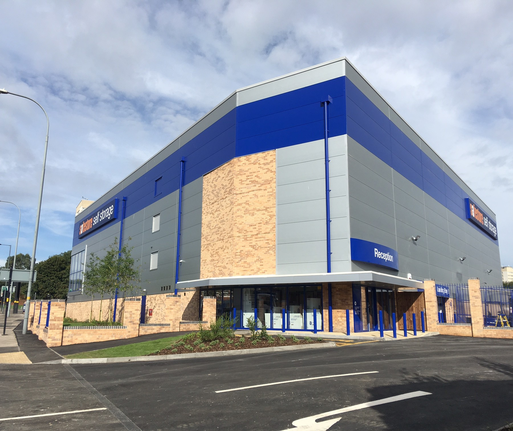 New Birmingham Central Safestore Opens Today Barlows
