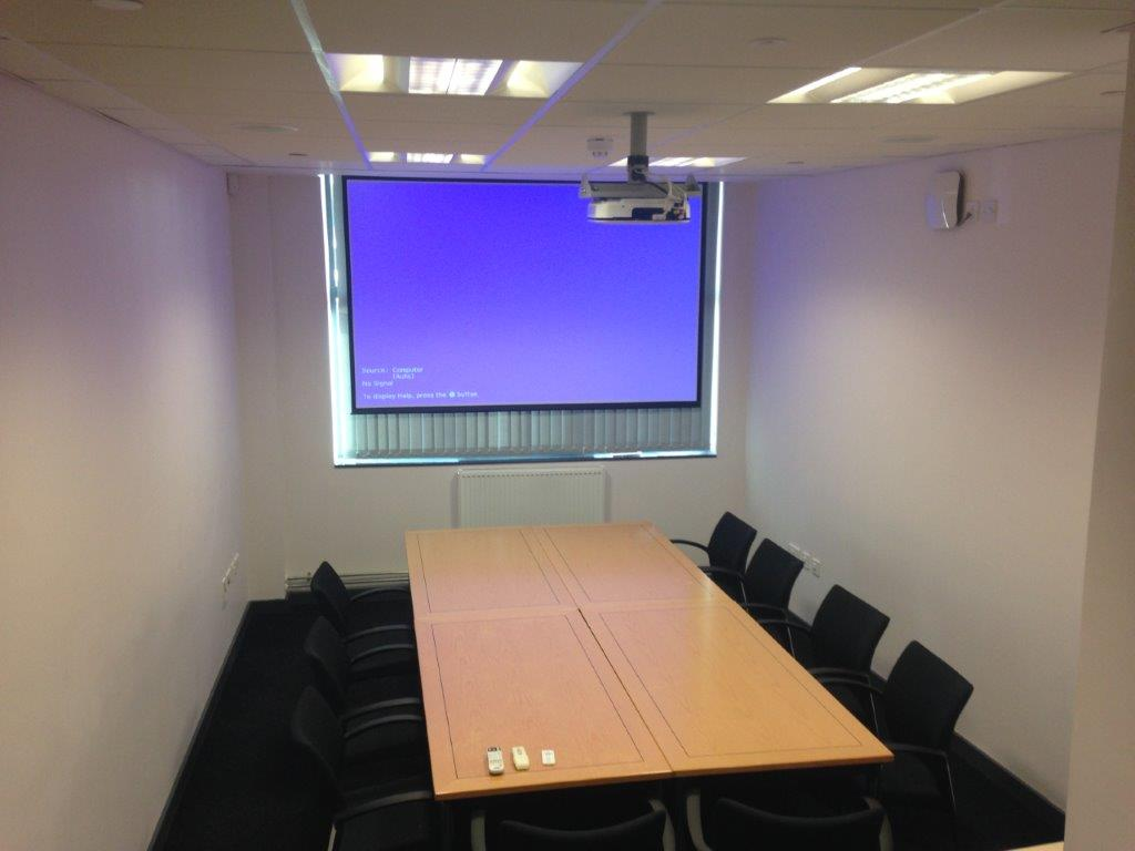 Projector Screen Size For Conference Room